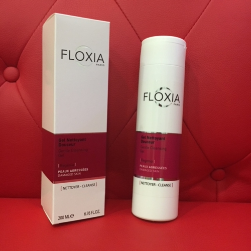 Floxia Sensitive Skin Gentle Gel Cleanser
